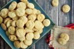 American Lemon Drop Candy Cookies Dessert
