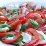 Australian Salad Traditional Caprese Appetizer