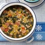 American Winter Country Soup Dinner