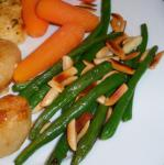 American Easy Green Beans With Almonds Dinner