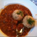 American Red Goulash Appetizer