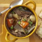American Vegetable Beef and Barley Soup Other