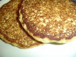 American South Beach Diet Oatmeal Pancakes Dessert