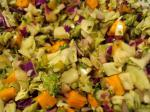 American Citrus Spiked Jicama and Carrot Slaw Appetizer