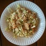 American Oriental Chicken Cabbage Salad Appetizer