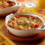 Canadian Chicken and Andouille Sausage Gumbo 1 Appetizer
