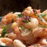 Spanish Spanish Garlic Shrimp Appetizer