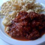 American Julians Goulash Appetizer