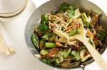 Australian Pork and Mushroom Stirfry Recipe 1 Dinner