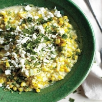 Mexican Mexican Creamed Corn Appetizer