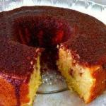 Orange Cake and Chocolate Without Egg recipe