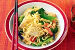 Tofu and Vegetable Stirfry Recipe recipe
