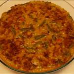 Cheesy Green Bean Casserole 1 recipe