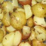 American Cumin Potato Appetizer