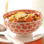 American Spicy Chicken Chili 1 Appetizer
