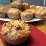 Canadian Muffins All Bran to the Banana Dessert