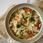 Thai Easy Chicken Noodle Soup 3 Appetizer