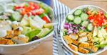 Thai Thai Curry Chicken Salad With a Creamy Dijon Dressing Appetizer