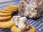 American Pineapple Cheese Ball 5 Appetizer