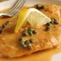 Italian Chicken Piccata Appetizer