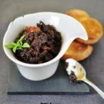 American Tapenade with Black Olives Dried Tomatoes and Fresh Basil Dinner