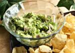 American Twisted Guacamole Appetizer
