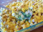 American Broccoli and Stuffing Casserole 1 Appetizer