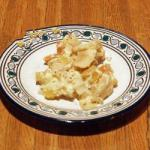 Canadian Toasted Cheese Sandwich with Dynia Apple and Cheese Gorgonzola Appetizer