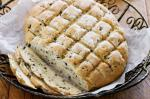 American Olive And Parmesan Bread Recipe Drink