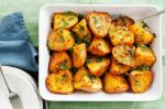 American Roast Potatoes With Paprika And Cumin Recipe Appetizer