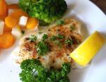 American Meps Easy Tasty Tilapia Dinner