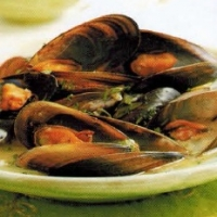 Thai Thai Lemon Grass Broth With Mussels Soup