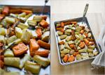 American Roasted Carrots and Parsnips With Rosemary and Garlic Recipe 1 Appetizer