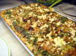 Italian Spinach and Feta Pizza Appetizer
