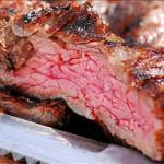 American Grilled Chili-rubbed Flank Steak BBQ Grill