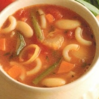 American Healthy Minestrone Soup