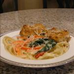 Olive Garden Tuscan Garlic Chicken recipe