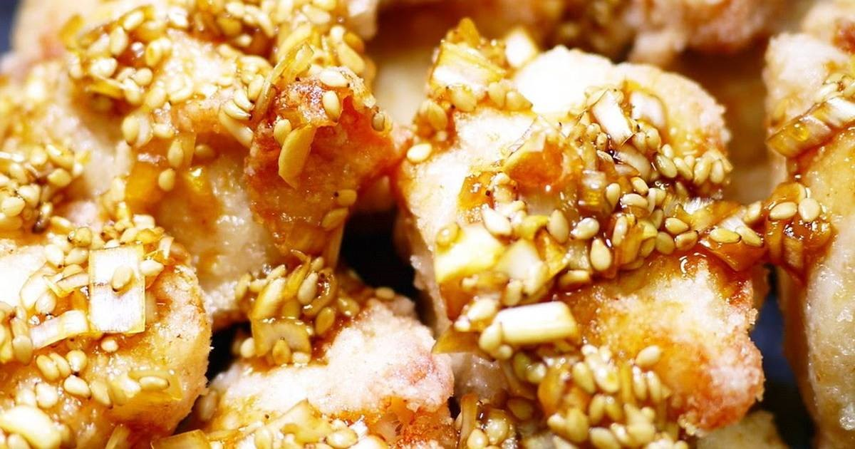 Chinese Original Tender Youlinji chinese Deep Fried Chicken with Sweet and Sour Sauce Made with Chicken Breasts 1 Dinner