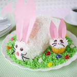 American Mamas Easier Easter Bunny Cake Dinner