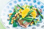 American Tuna And Asparagus With A Creamy Dressing Recipe Dinner