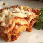 American Easy and Quick Lasagna Appetizer