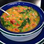 Soup North Woods Bean Soup recipe