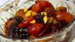 American Really Truly Gorgeous Dried Fruit Salad Recipe Dessert