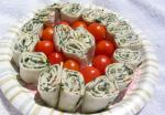American Spinach Dip in Cob Loaf Dinner
