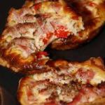 Canadian Mini Quiches Pepper Ham Appetizer
