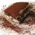 American Simple Tiramisu Breakfast