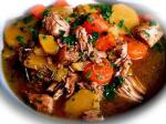 Irish Irish Stew crockpot Dinner
