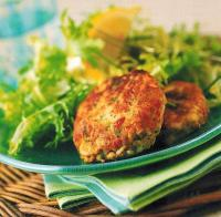 Canadian Chesapeake Crab Cakes Appetizer