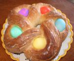 Italian Easter Egg Bread 12 Dinner