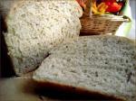 American Bread Machine Oatmeal Bread Appetizer